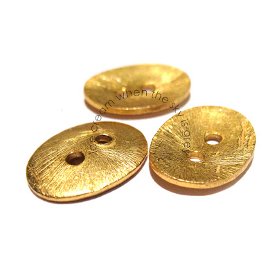22kt Gold Plated Buttons (Chan Luu Style), Beads Of Cambay Discount Coupon Code - DIY Product Review