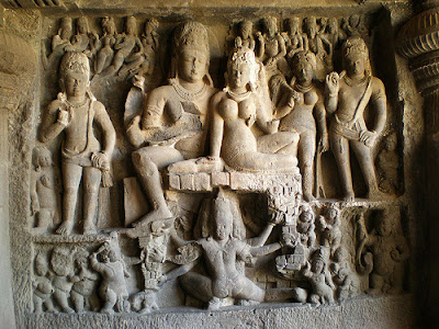 Ellora Cave in Aurangabad