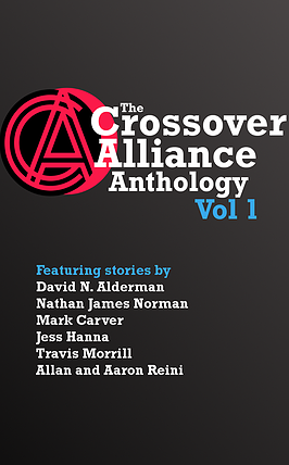 http://www.amazon.com/Crossover-Alliance-Anthology-1-ebook/dp/B00NTJU3F6/ref=tmm_kin_swatch_0?_encoding=UTF8&sr=8-1&qid=1411751846