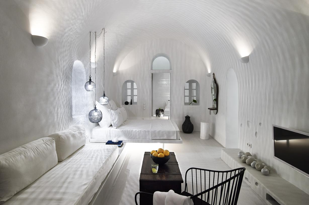 La casa nella grotta coffee break the italian way of for Foto di case mediterranee