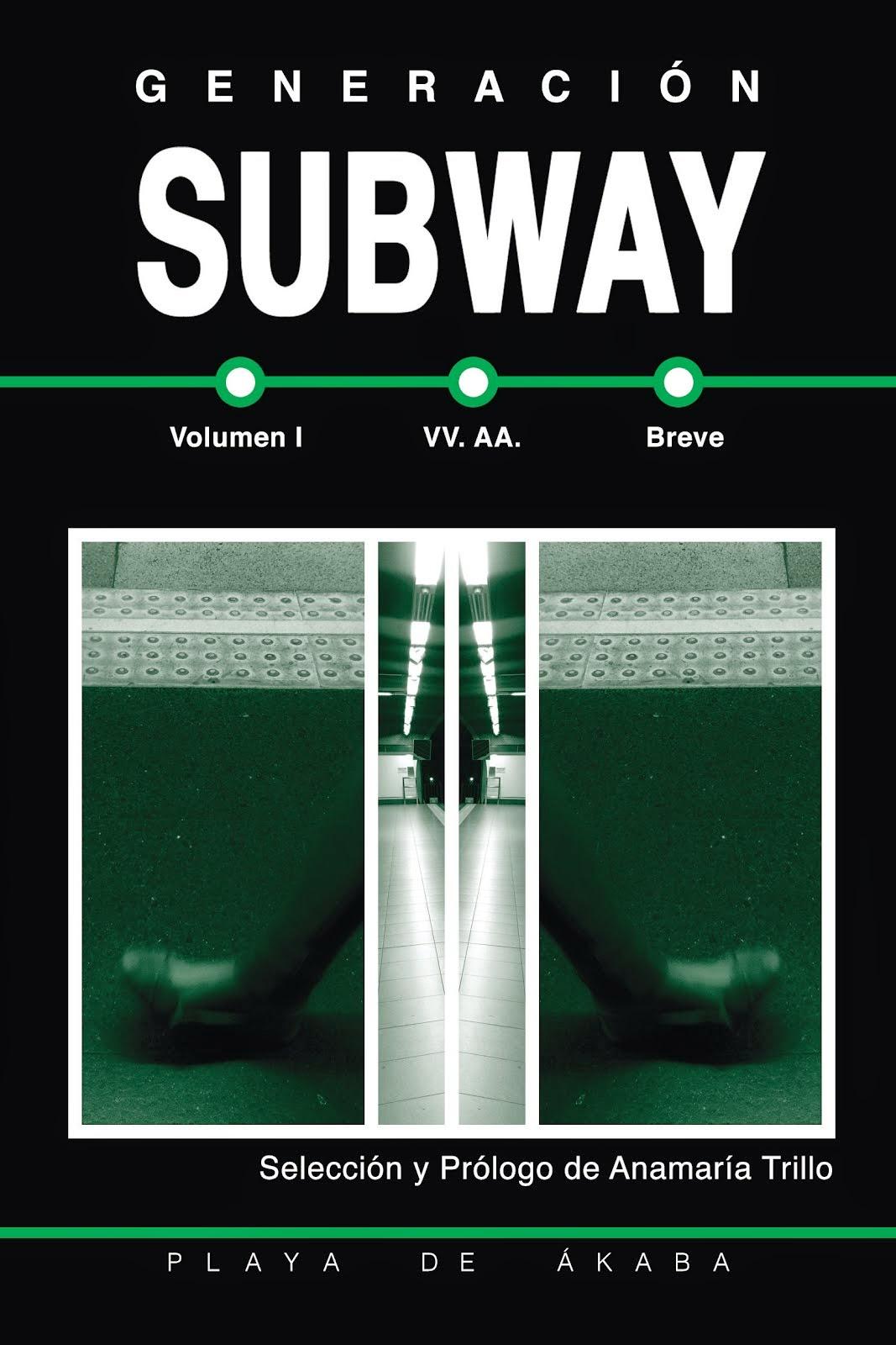 """AA.VV. - """"Generación Subway I. Breve"""""""