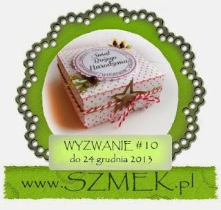http://szmek-bloguje.blogspot.ie/2013/12/10-wyzwanie-u-szmeka.html