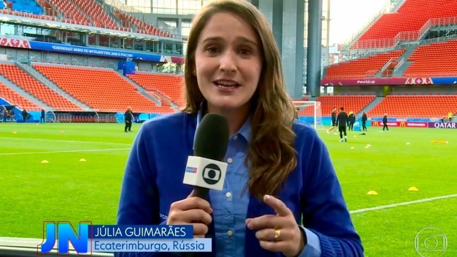 """Ana Maria Braga apoia repórter assediada na Rússia: """"Temos que reagir"""""""