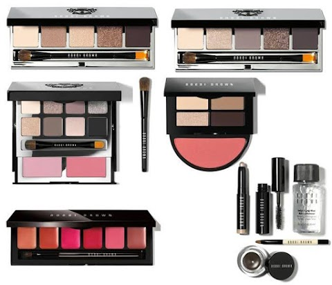 Bobbi Brown Holiday 2015 Collection Preview