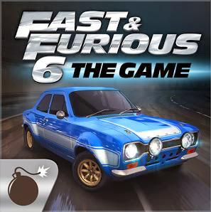 Fast and Furious 6 v3.4.2 (Hızlı ve Öfkeli) Full Android .APk ve Data İndir