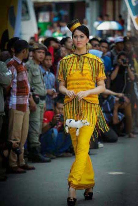 """""""I Love Bamboo"""" Kedekatan Suku Toraja dengan Bambu"""