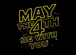 May 4th, celebration, star wars