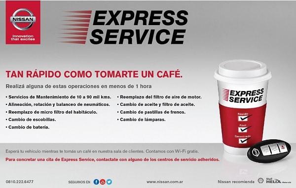 Nissan Service Express