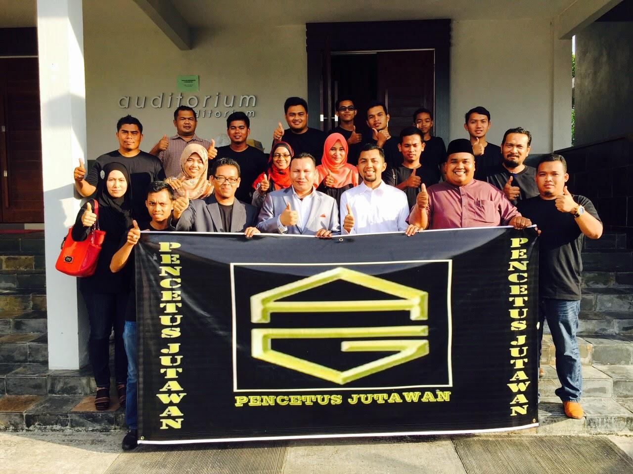 Team Pencetus Jutawan
