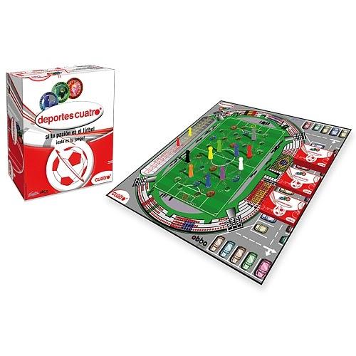 juego de mesa de futbol deportes cuatro juegos de mesa y