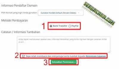 Cara Membuat Domain
