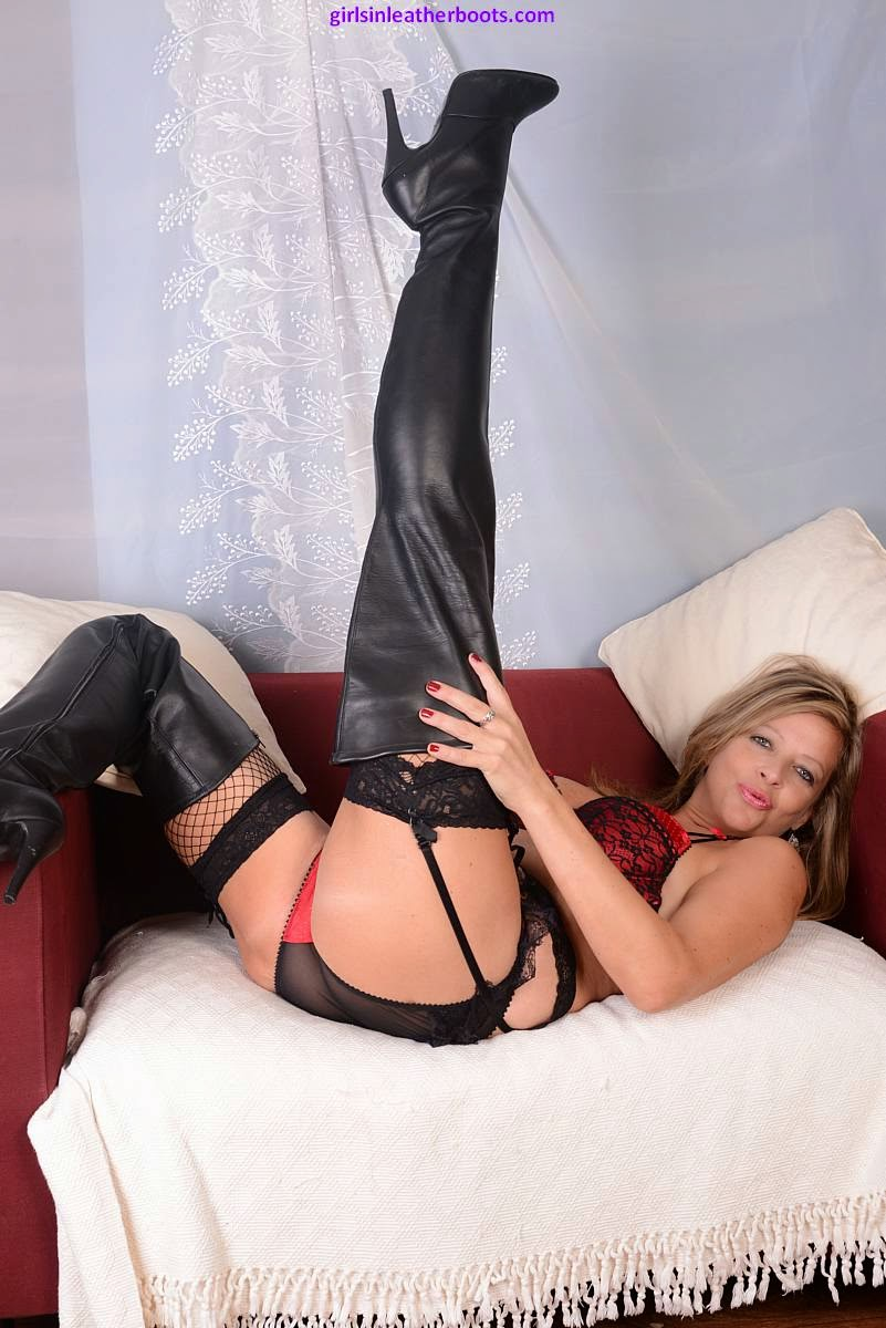 Fucked In Thigh High Boots Porn Videos YouPorncom