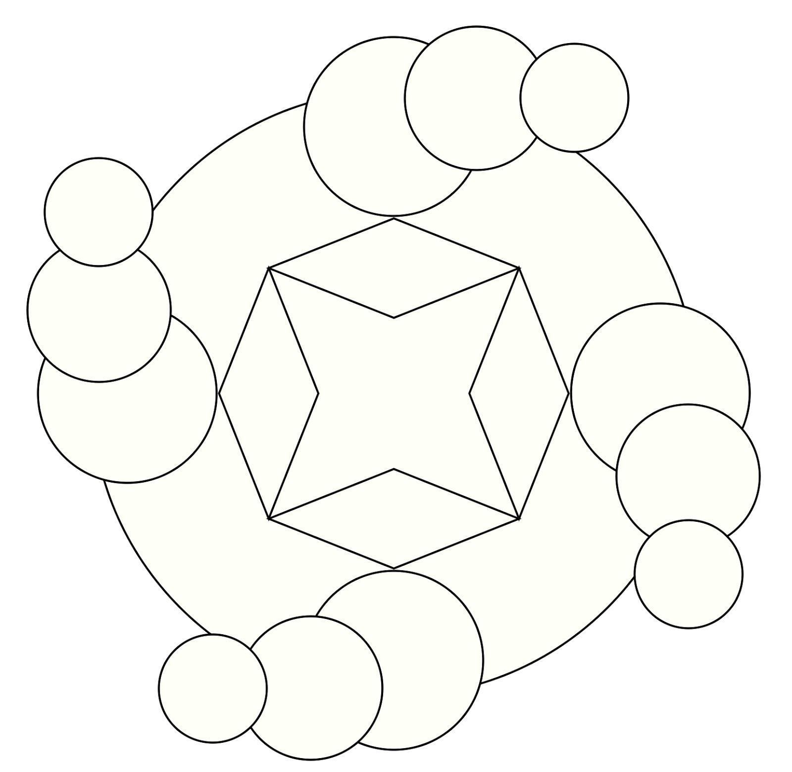 blank printable zentangle templates