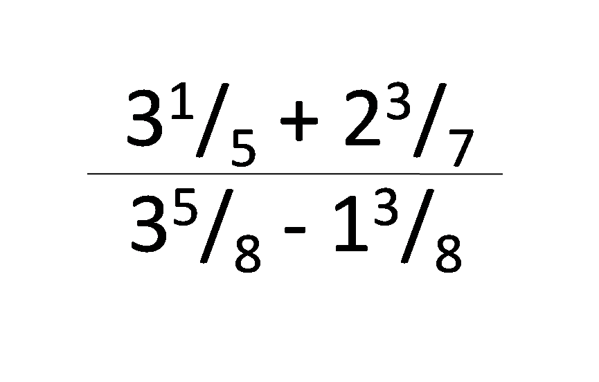 Mathematics Tutorials Maths Made Easy Fractions