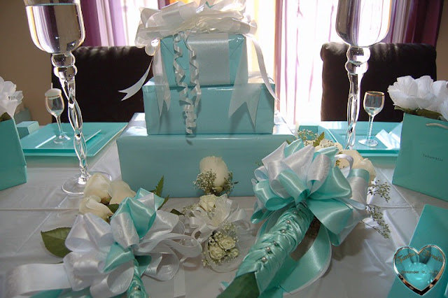 You Might Also Like Tiffany Blue Wedding Theme
