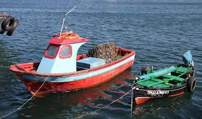 Puerto de O Grove. Blog Esteban Capdevila