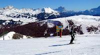 Alta Badia raj pre začiatočníkov a rodiny s deťmi