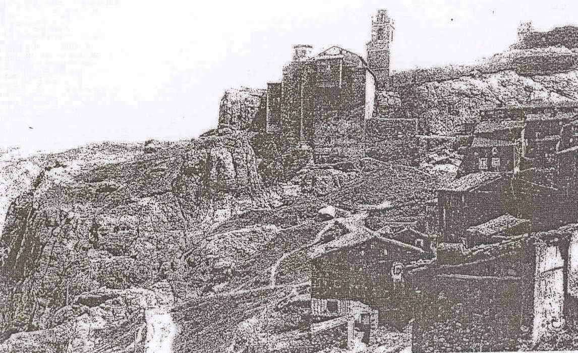 castielfabib-castillo-vista-iglesia-fortaleza