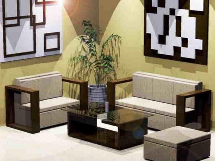Contoh Sofa Ruang Tamu Kecil
