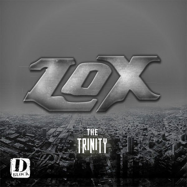 The Lox - The Trinity - EP  Cover