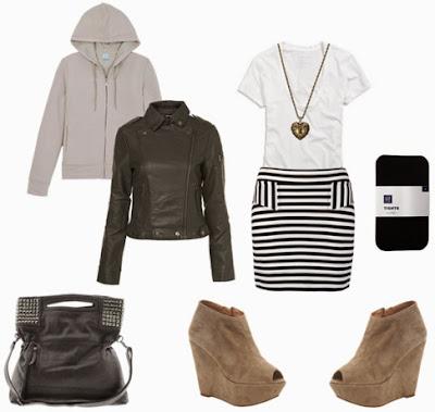 Zip Hoodies Style : Layering