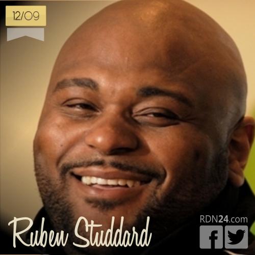 12 de septiembre | Ruben Studdard - @RubenStuddard | Info + vídeos