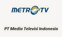Lowongan Kerja MetroTV Februari 2015