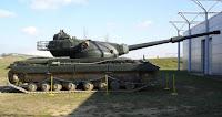 FV214 Conqueror Heavy Tank