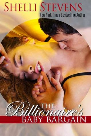 the billionaire's baby bargain by shelli stevens