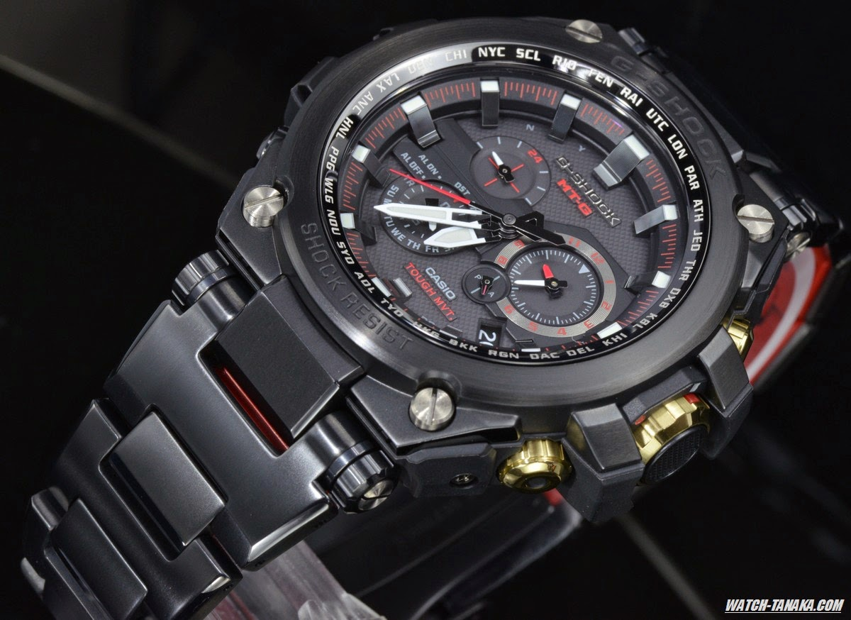 watches g shock mtg