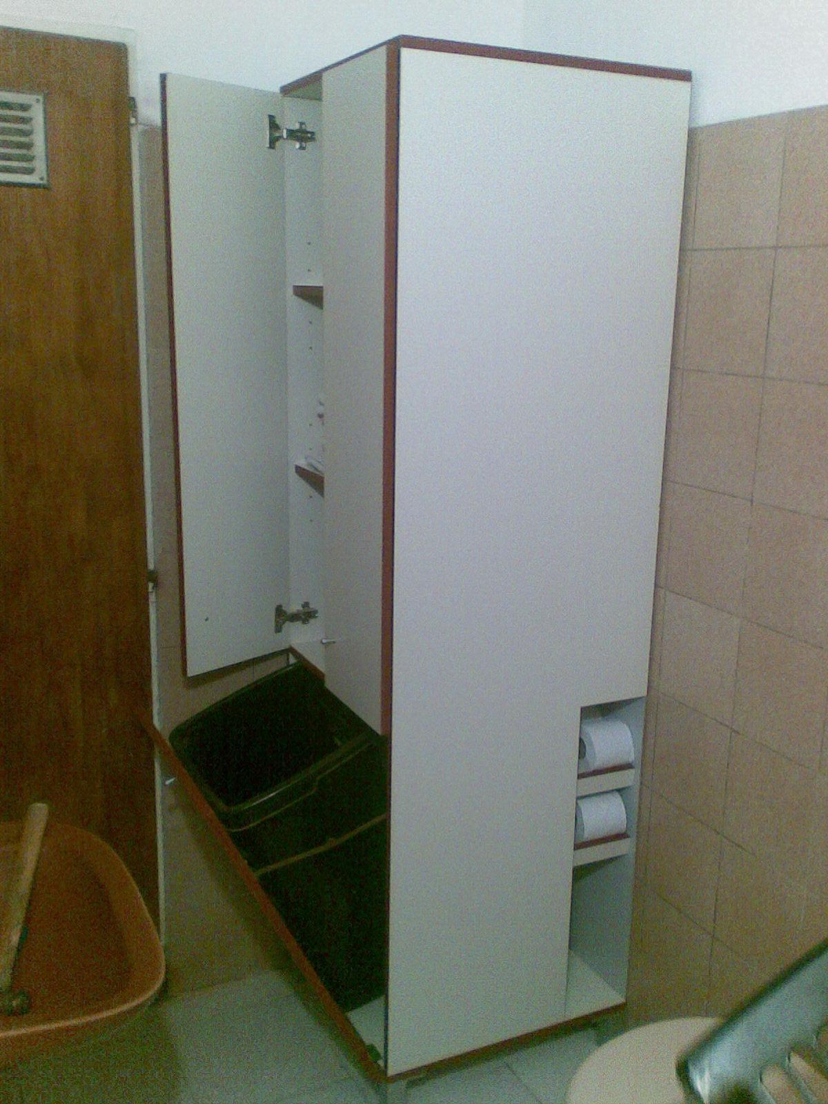 Garcia fuster amoblamientos linea hogar mueble toallero para ba o - Toallero para bano ...
