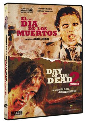 El día de los muertos + Day of dead 2: Contagium