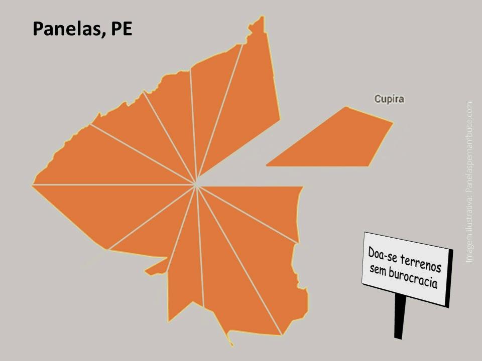 Vereadores de Panelas discutem projeto que doa terreno para empresa de Cupira-PE