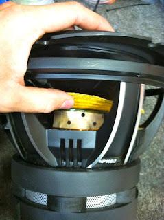 Orion Car Audio Sub Repair Jeremy Travis Vasquez CarAudioTips.com