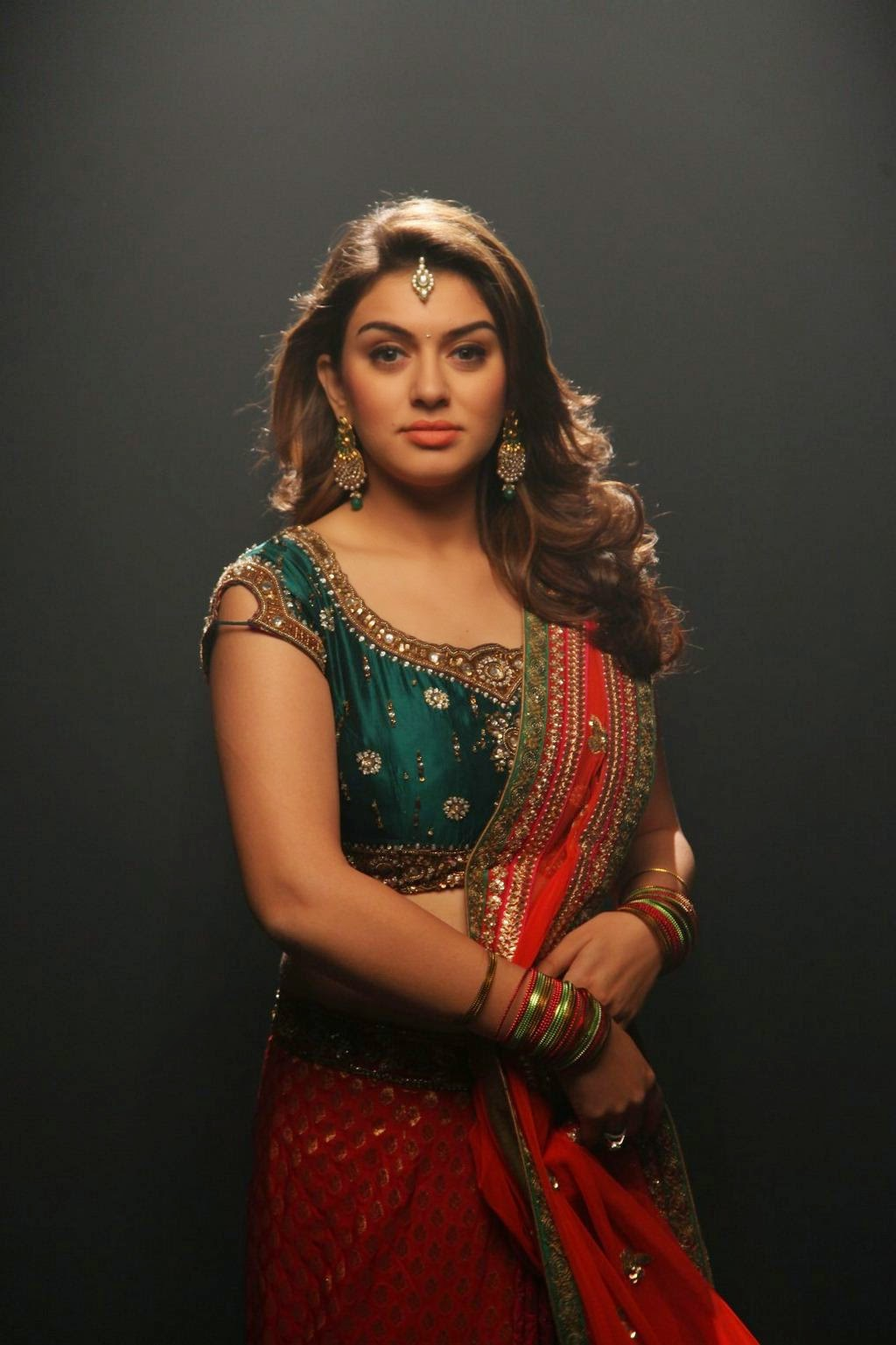 Hansika motwani latest sizzling pics-HQ-Photo-14
