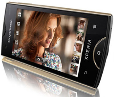 Sony Ericsson Xperia ray Specification