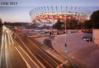 stadium euro 2012 warzawa wallpaper