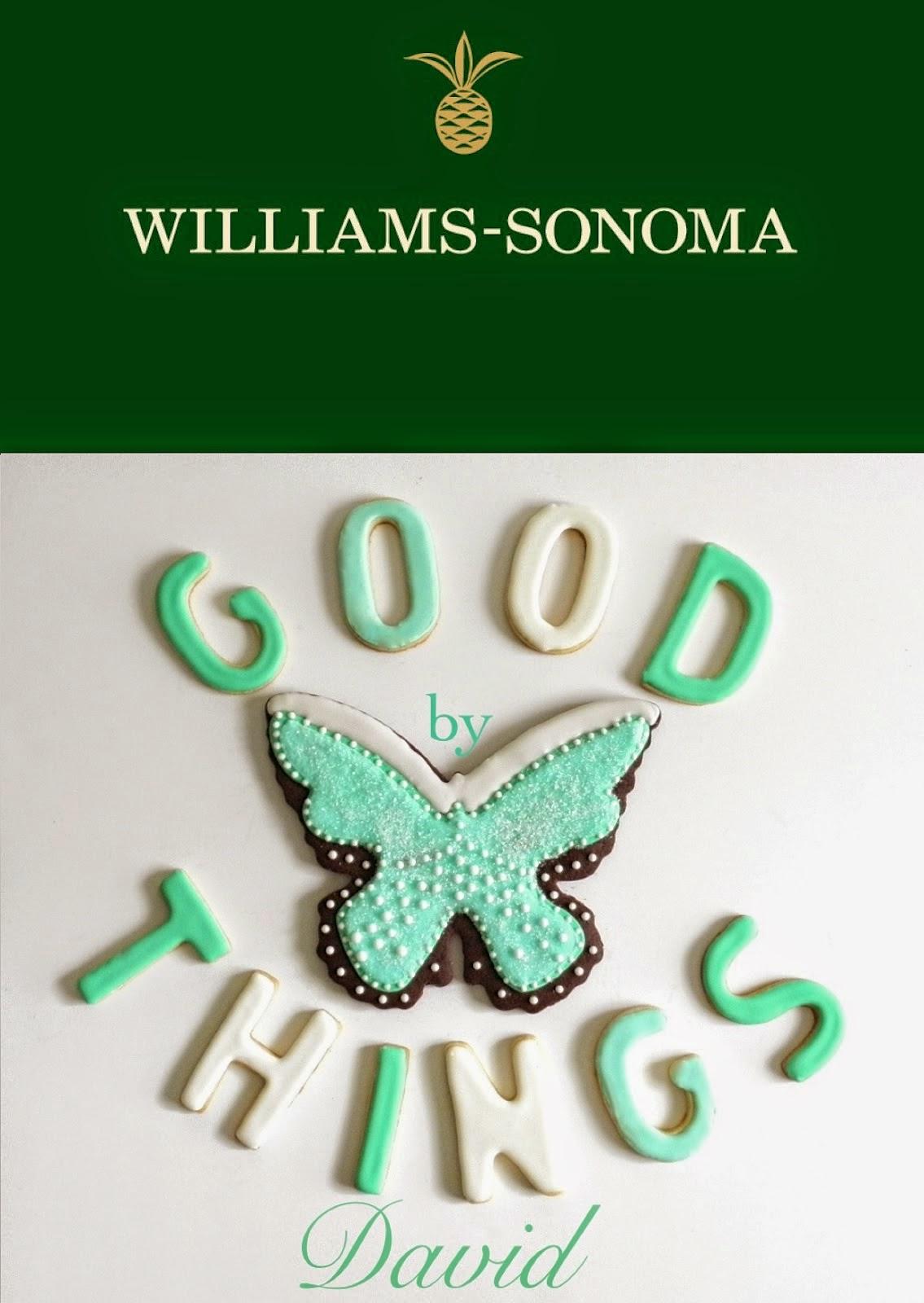 Williams Sonoma Demo!