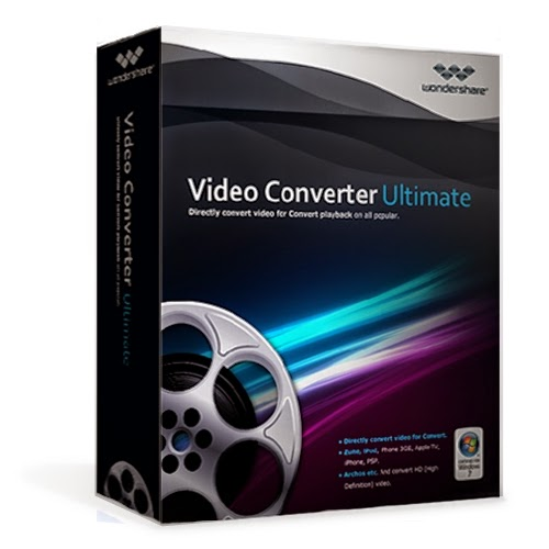 Wondershare Video Converter Ultimate v8.0.5.1 Multilingual incl Crack