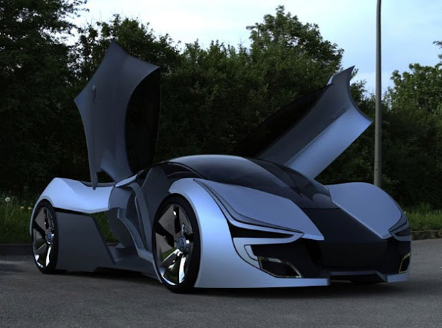 Inspired Magazines Future Concept Cars Concept For