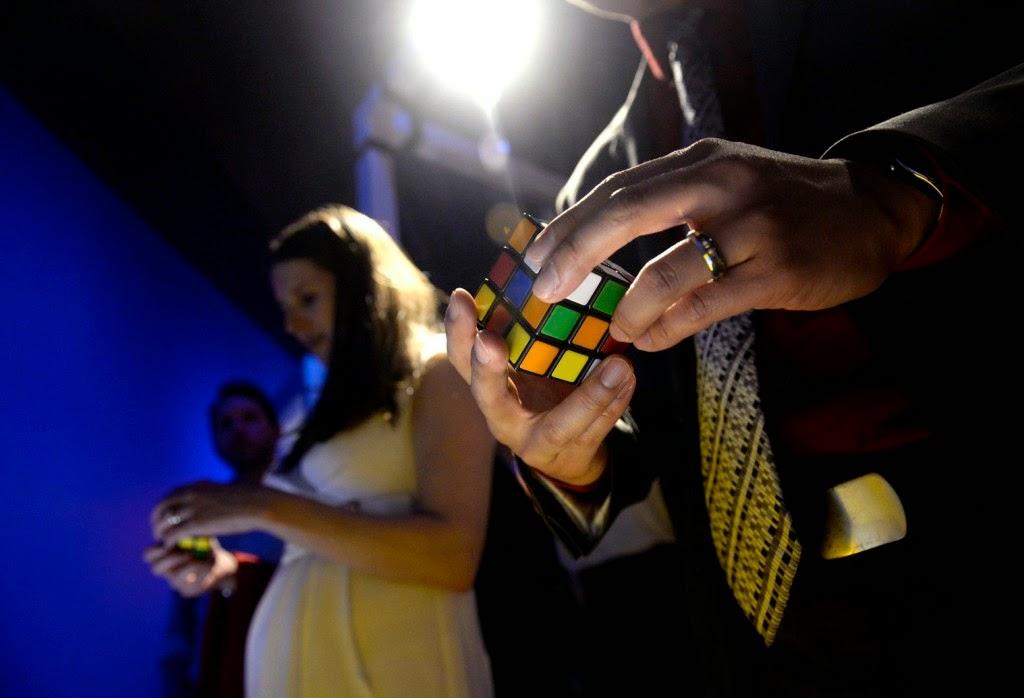 Rubik Ernő, Rubik-kocka, bűvös kocka, évforduló, Liberty Science Center, Beyond Rubik's Cube, évforduló,