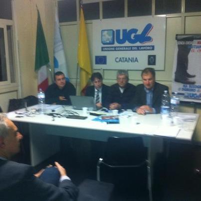 Sicilia consiglio regionale dell ugl sicilia a catania for Subito offerte lavoro catania