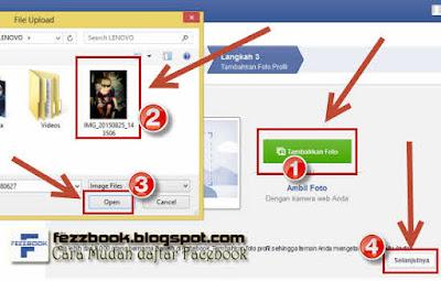 cara buat akun facebook sendiri terbaru
