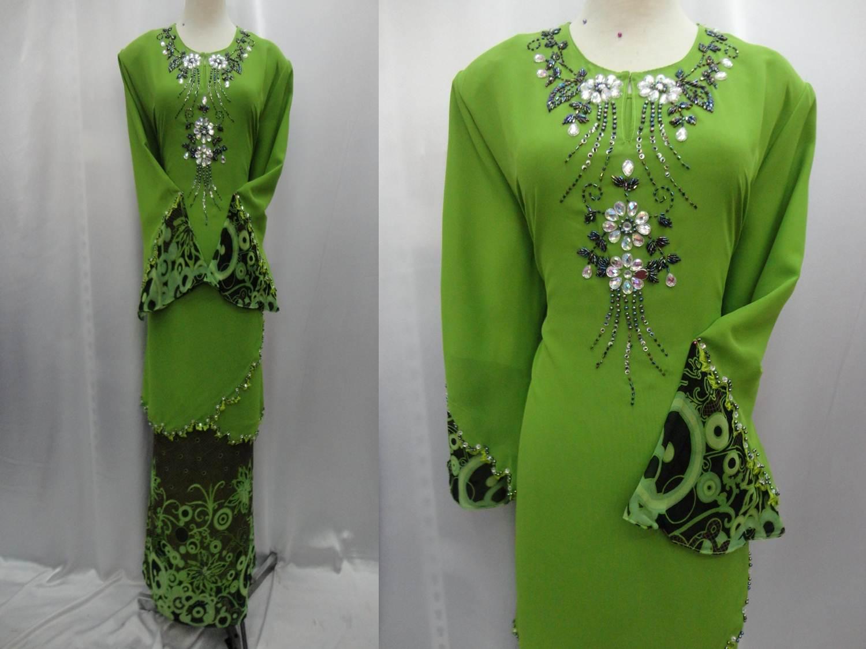 Design Baju Kurung Terbaru