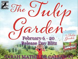 The Tulip Garden Release Blitz