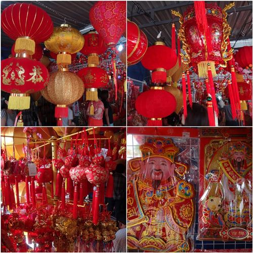 Beautiful Chinese New Year Decorations For Sale In Malaysia