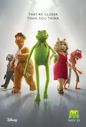 'The Muppets' (2011)Movie Poster and Trailer