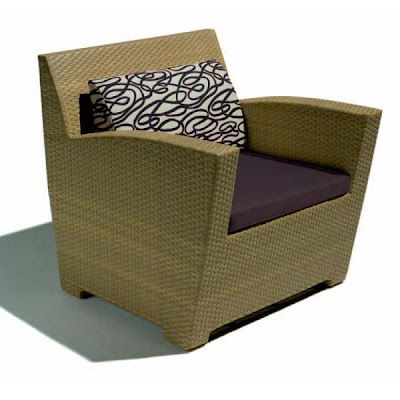 Unique Rattan Sofa
