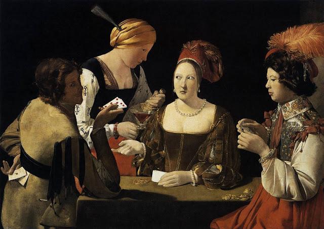 Georges de La Tour,baroque art,5 stars
