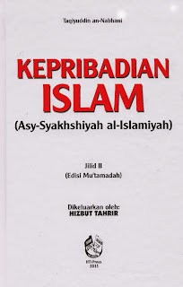 Jual Kitab Hizbut Tahrir | Kepribadian Islam Jilid 2